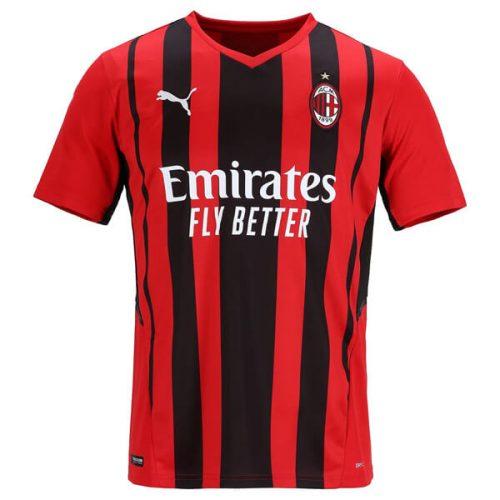 AC Milan Home Football Shirt 21 22
