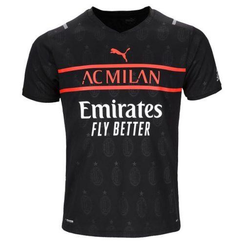 AC Milan Third Football Shirt 21 22