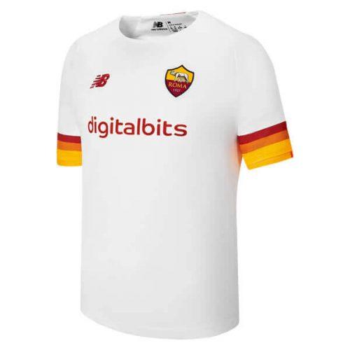 AS Roma Away Football Shirt 21 22