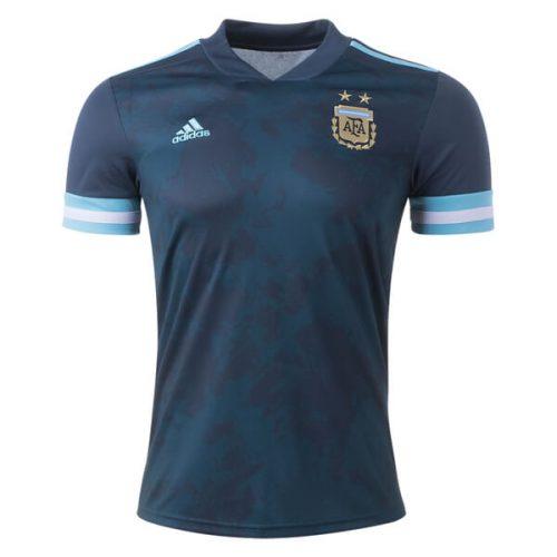 Argentina Away Football Shirt 20 21