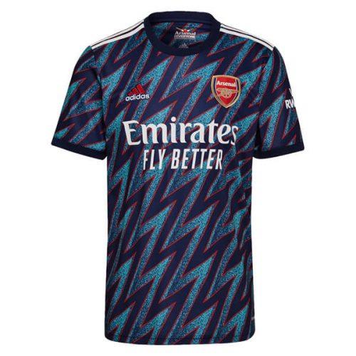 Arsenal Third Football Shirt 21 22