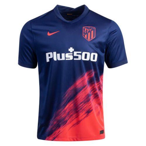 Atletico Madrid Away Football Shirt 21 22