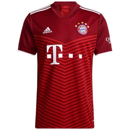 Bayern Munich Home Football Shirt 2122