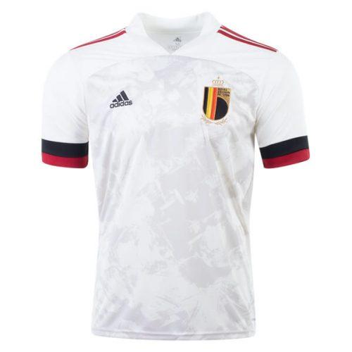 Belgium Away Football Shirt 20 21