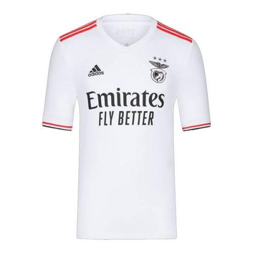 Benfica Away Football Shirt 21 22