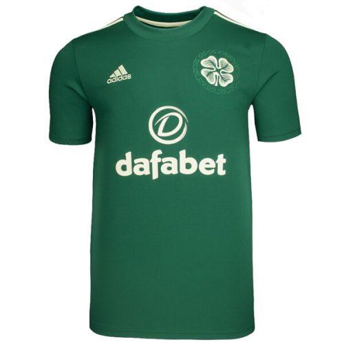 Celtic Away Football Shirt 21 22