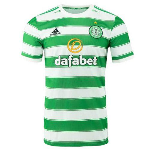 Celtic Home Football Shirt 21 22