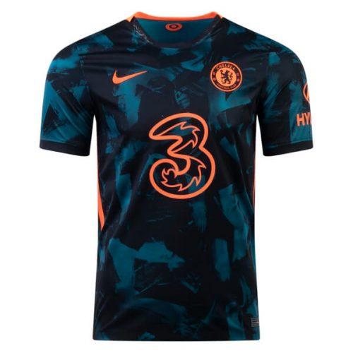 Chelsea Third Football Shirt 21 22
