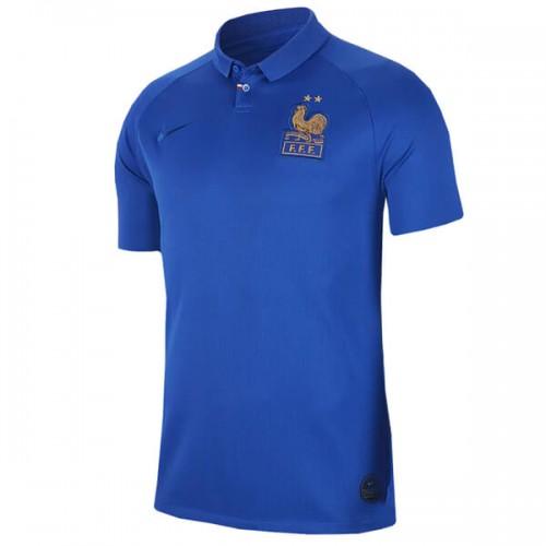 France Home Centennial Soccer Jersey