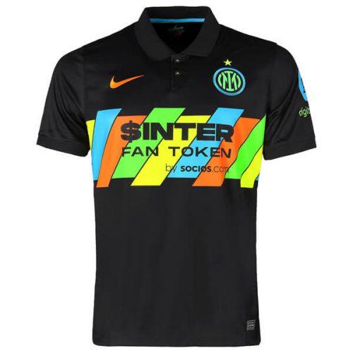 Inter Milan Third Football Shirt 21 22