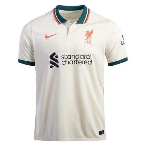 Liverpool Away Football Shirt 21 22