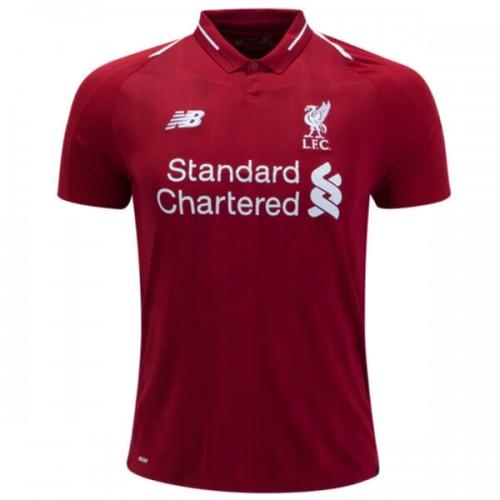 Liverpool Home Football Shirt 18 19