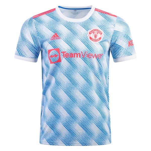 Manchester United Away Football Shirt 21 22