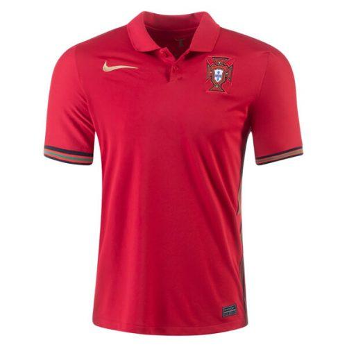 Portugal Home Football Shirt 20 21