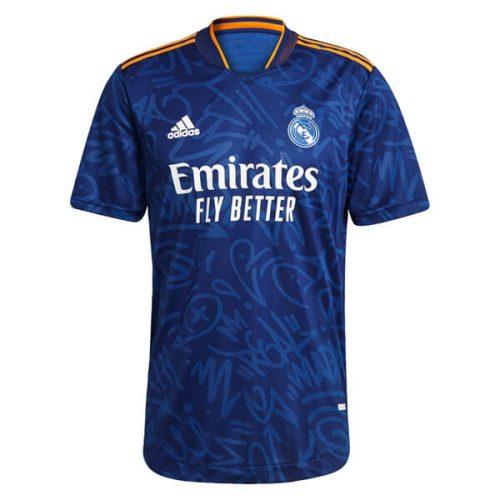 Real Madrid Away Football Shirt 21 22
