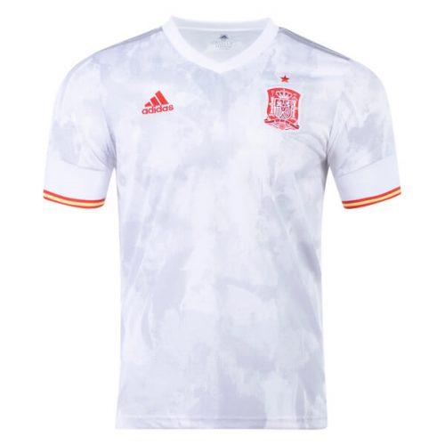 Spain Away Football Shirt 2021