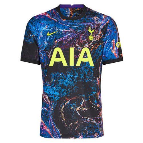 Tottenham Away Football Shirt 21 22