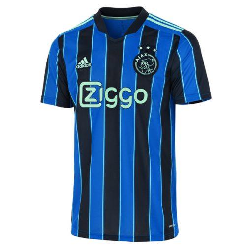 Ajax Away Football Shirt 21 22