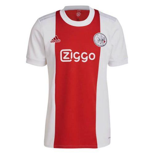 Ajax Home Football Shirt 21 22