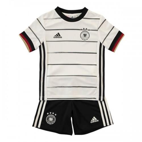 Germany Home Euro 2020 Kids Football Kit