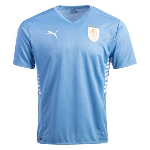 Uruguay Home Football Shirt 2122