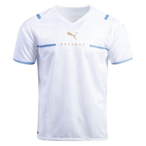 Uruguay Away Football Shirt 2122