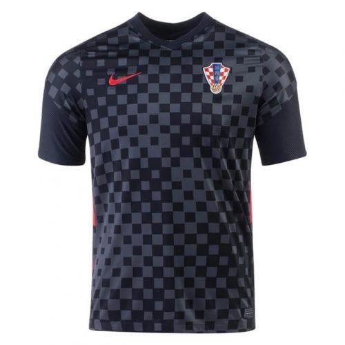 Croatia Away Football Shirt 20 21