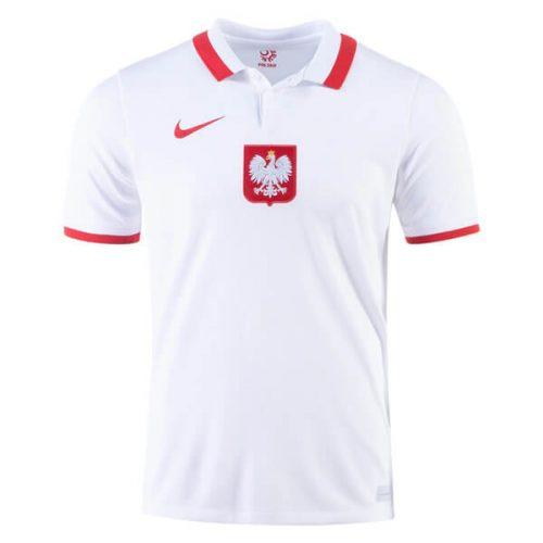 Poland Home Football Shirt 20 21