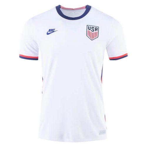 USA Home Soccer Jersey 2020
