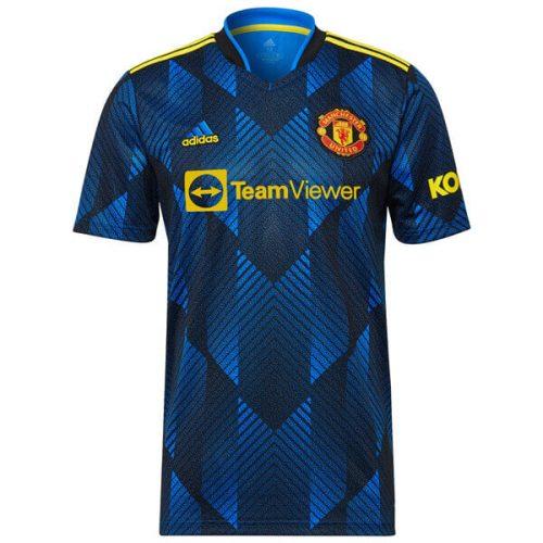 Manchester United Third Football Shirt 21 22