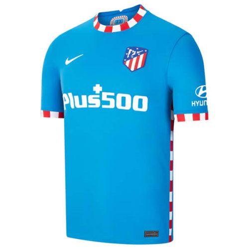 Atletico Madrid Third Football Shirt 21 22