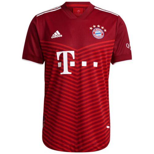 Bayern Munich Home Player Version Football Shirt 2122
