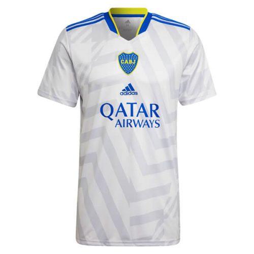 Boca Juniors Away Soccer Jersey 21 22