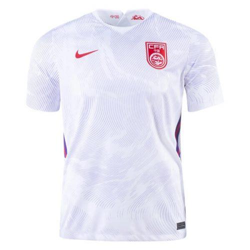 China Away Football Shirt 2020