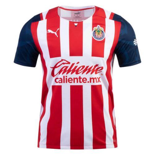 Chivas Home Football Shirt 21 22