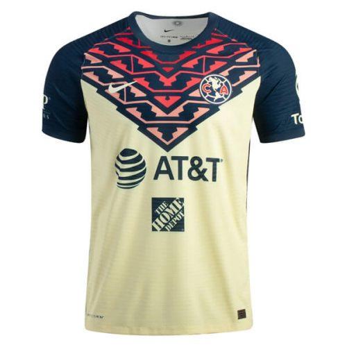 Club America Home Soccer Jersey 21 22