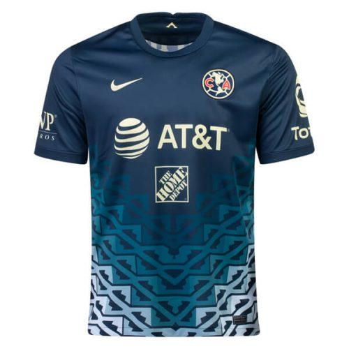 Club America Away Soccer Jersey 21 22