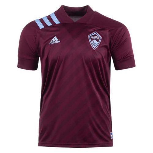 Colorado Rapids Home Soccer Jersey 2020