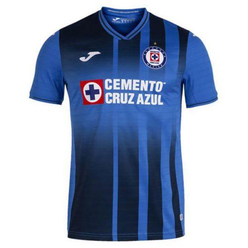Cruz Azul Home Soccer Jersey 21 22
