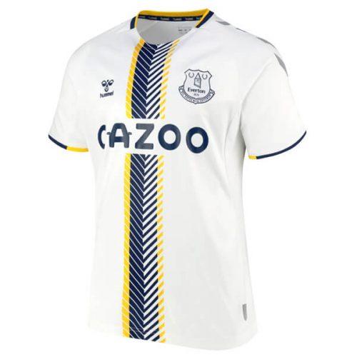 Everton Third Football Shirt 21 22