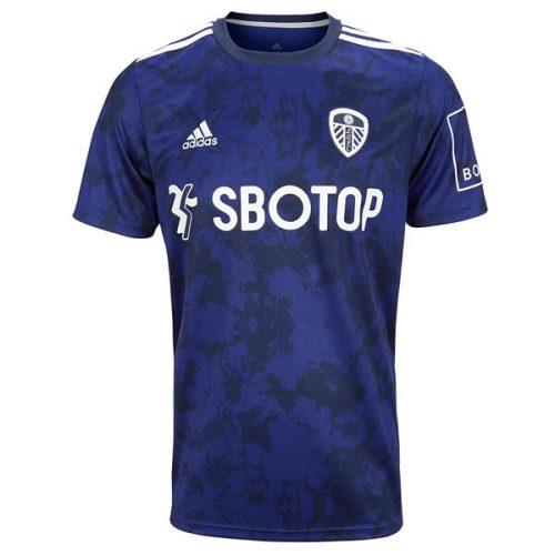 Leeds United Away Football Shirt 21 22