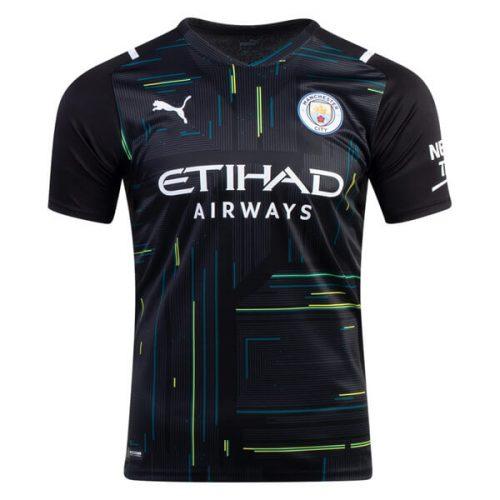 Manchester City Home Goalkeeper Football Shirt 21 22