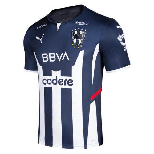 Monterrey Home Soccer Jersey 21 22