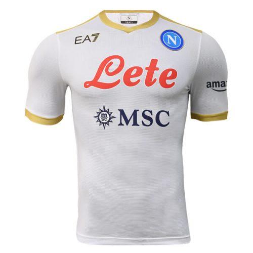 Napoli Away Football Shirt 21 22