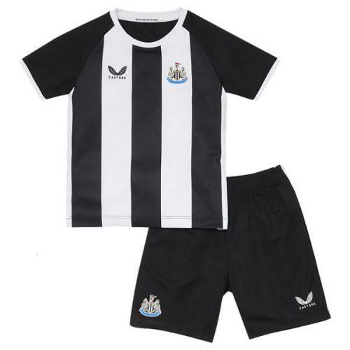 Newcastle Home Kids Football Kit 2122