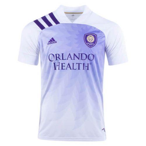 Orlando City Away Soccer Jersey 2021