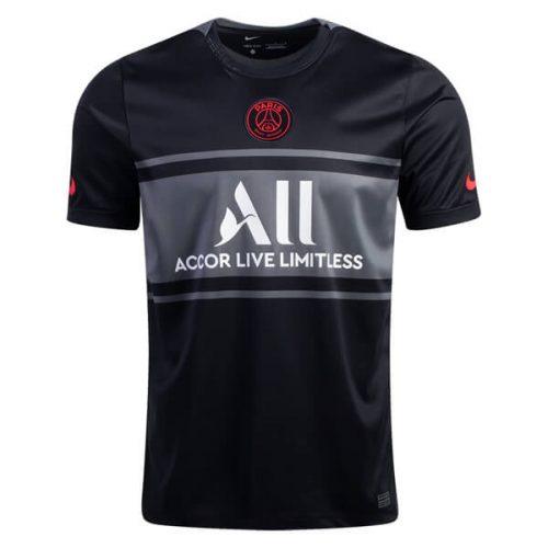 PSG Third Football Shirt 21 22