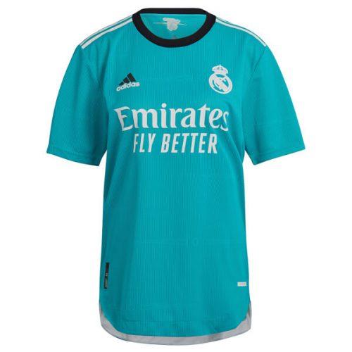 Real Madrid Third Player Version Football Shirt 21 22