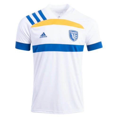 San Jose Earthquakes Away Soccer Jersey 2020