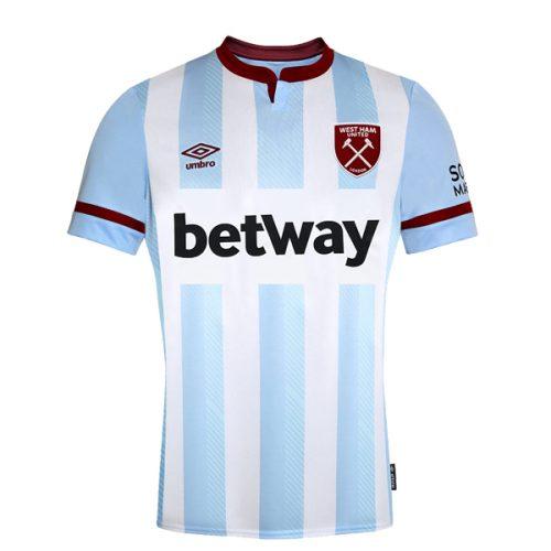 West Ham Away Football Shirt 21 22